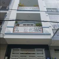 Cần bán gấp nhà mặt tiền 4 tấm đường Trần Văn Kiểu, phường 11, quận 6, Hồ Chí Minh