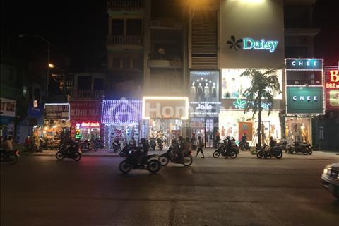 Chuyển nhượng shop thời trang mặt phố Nguyễn Trãi
