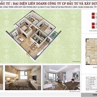 Bán suất ngoại giao căn hộ 90m2 tầng 18 toà chung cư HUD3 Nguyễn Đức Cảnh, Hoàng Mai, Hà Nội