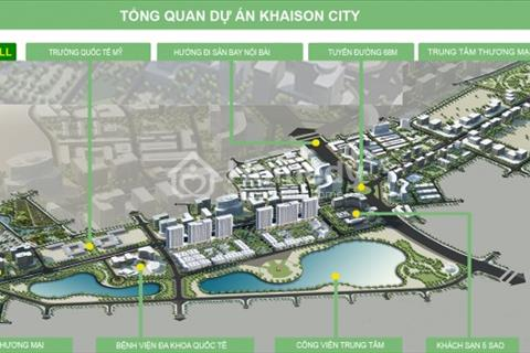 Liền kề - Shophouse Khai Sơn Town - Chính sách chỉ áp dụng trong tháng 7 ngâu
