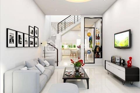 Cho thuê nhà làm văn phòng, showroom, 53m2 x 3 tầng, 25 triệu/tháng