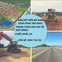Đất nền đầu tư ven sông Trà Khúc thành phố Quảng Ngãi