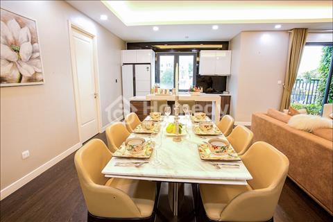 Căn góc 3 phòng ngủ rộng 98m2, hướng Đông Nam, mua trả góp vốn 900 triệu, Minh Khai, Hai Bà Trưng