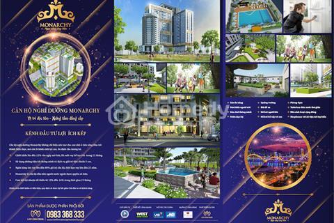 Tặng ngay cây vàng cho khách hàng mua căn hộ The Monarchy Đà Nẵng