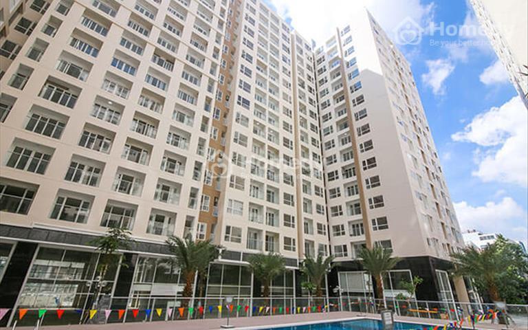 Cần nhượng lại căn góc Officetel 2 mặt tiền Sky Center Phổ Quang, Tân Bình, chỉ 2.35 tỷ - 60m2