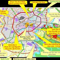 Đầu tư đón đầu sự bùng nổ hạ tầng hoàn thiện của khu nam – tây Sài Gòn