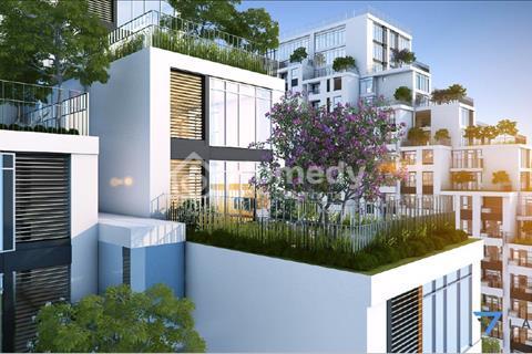 Sang nhượng căn hộ cao cấp ven sông LuxGarden có sân vườn rộng rãi giá xấp xỉ chủ đầu tư