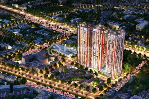 Mở bán dự án Hà Nội Paragon với ưu đãi quà tặng lên đến 450 triệu, chiết khấu lên đến 2,5%