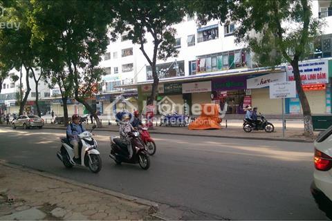 Bán kiot 2 tầng tại khu đô thị Linh Đàm, quận Hoàng Mai