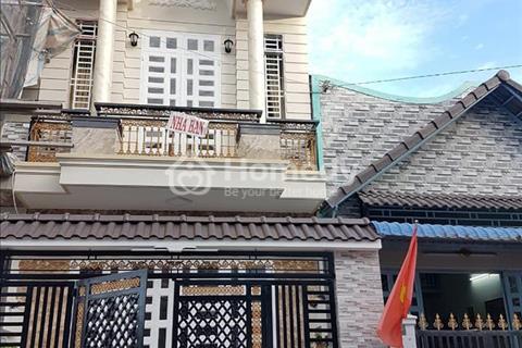Bán nhà 1 trệt, 1 lầu, trục chính hẻm 234 Hoàng Quốc Việt, cạnh khu Hồng Phát, An Bình, Ninh Kiều