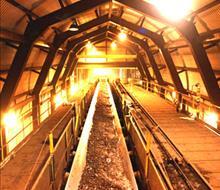Dự án mở rộng hệ thống băng tải than Cửa Ông