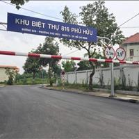 Dự án đất nền biệt thự, nhà phố đường Nguyễn Duy Trinh