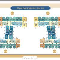 Cập nhật bảng hàng và tiến độ Hà Nội Homeland nhận đặt chỗ tầng 3, 8, 12 tòa CT1, từ 19 triệu/m2