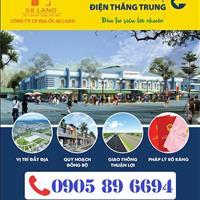 Đất giá rẻ Điện Bàn khu phố chợ Thanh Quýt, giá đầu tư, đã có sổ, hỗ trợ vay 70%