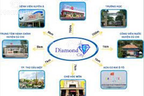 Mở bán dự án Diamond City giai đoạn 1, khả năng sinh lời cao