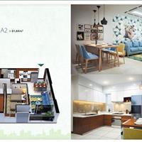 Căn hộ Res Green Tower mặt tiền Thoại Ngọc Hầu, Tân Phú, 3 phòng ngủ, 82,63 m2