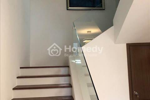 Cho thuê biệt thự Khang Điền Lucasta, Phú Hữu, quận 9, diện tích đất 243m2, 1 trệt, 3 lầu