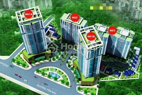 Bán gấp căn hộ 76m2 chung cư K35 Tân Mai, Hoàng Mai, Hà Nội