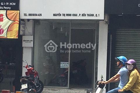 Cho thuênguyên căn đường Nguyễn Thị Minh Khai - phường Phạm Ngũ Lão - Quận 1