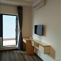 Chính chủ cho thuê căn hộ 1 phòng ngủ 1 phòng khách đủ đồ, 45m2 Nguyễn Văn Huyên Quan Hoa, Cầu Giấy