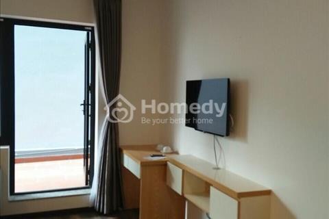 Chính Chủ cho thuê căn hộ 1 phòng ngủ  và khách đủ đồ dt 45m2 phố nguyễn văn huyên cầu giấy