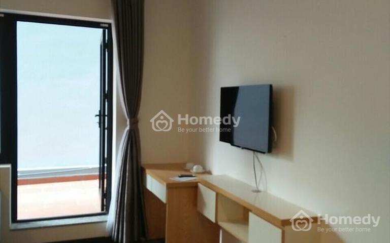 Chính chủ cho thuê căn hộ 1 phòng ngủ, 1 PK đủ đồ, 45m2 Nguyễn Văn Huyên, Quan Hoa, Cầu Giấy