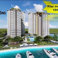 Căn hộ 2 mặt view sông Conic Riverside, mặt tiền Tạ Quang Bửu Quận 8, giá chỉ 22 triệu/m2