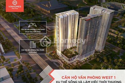 Ra mắt W1 tòa căn hộ văn phòng Dual-key officetel - Bản giao hưởng thiên nhiên giữa lòng thủ đô