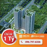 Mở bán và khai trương căn hộ mẫu Tecco Skyville Tower trung tâm huyện Thanh Trì