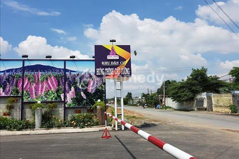 Bán đất gần Bình Chánh mới - khu dân cư Hưng Thịnh Cát Tường