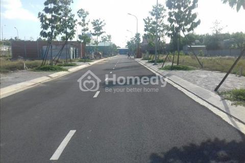Ngân hàng cần thanh lý đất nền liền kề khu công nghiệp Vĩnh Lộc 2 thuộc Bến Lức giá 450 triệu