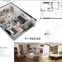 Nhanh tay sở hữu căn hộ góc 2 mặt thoáng, 3 phòng ngủ giá chỉ 37 triệu/m2 dự án 110 Cầu Giấy