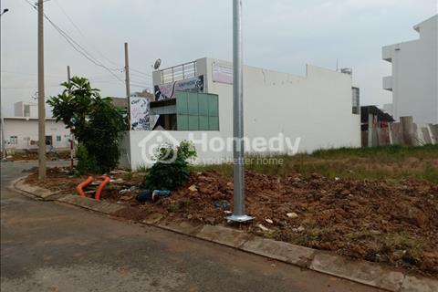 Kẹt tiền bán lô đất 120m2 liền kề khu công nghiệp Vĩnh Lộc giá 500 tr MT đường 12m thổ cư 100%, SHR