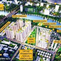 Cần tiền bán gấp căn Sunrise Riverside 2 phòng ngủ, 70,96m2, giá 2,4 tỷ