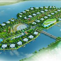 Bán đất nền biệt thự view sông, hạ tầng hoàn chỉnh, giá tốt, khu đô thị đảo Hoa Sen, Nha Trang