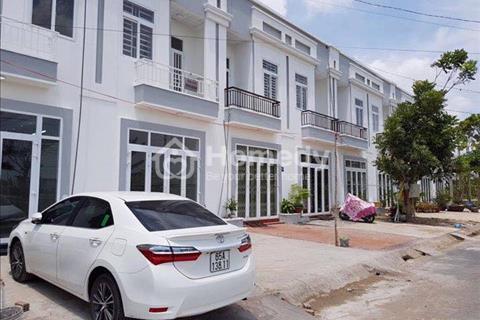 Cần bán nhà giá rẻ Cần Thơ - 1 trệt 1 lầu - lộ giới 10m - khu dân cư hơn 700 hộ