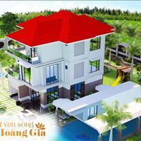 Kính mời quý khách hàng đến tham quan tuyệt tác căn biệt thự mẫu - Villa ven sông đầu tiên tại TP