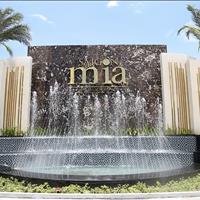 Bán Sài Gòn Mia căn góc, 78m2, giá công ty, chiết khấu ngay 4%, tặng bếp Malloca, 1 năm phí quản lý
