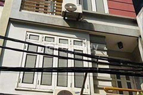 Bán gấp nhà đẹp phố Nguyễn Thị Định 5 tầng x 75m2, ô tô đỗ cửa chỉ 10.5 tỷ