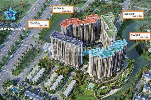 Căn hộ Safira Khang Điền Quận 9 - Chính thức nhận giữ chỗ 50 triệu/căn vị trí đẹp