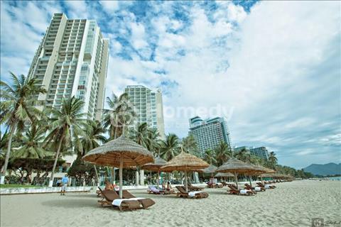 Ra mắt căn hộ mặt biển đẳng cấp nhất Nha Trang, có sổ nhận nhà ngay