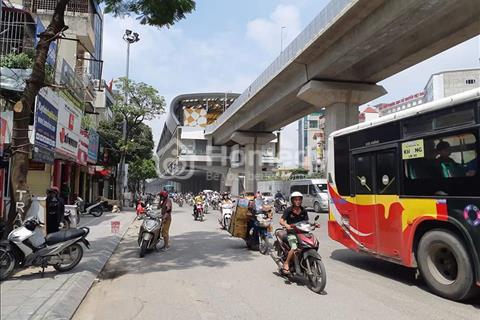 Mặt phố Trần Phú – giáp Thanh Xuân, 120 m2, 3 tầng, mặt tiền 4.2 mét, nhỉnh 19,9 tỷ