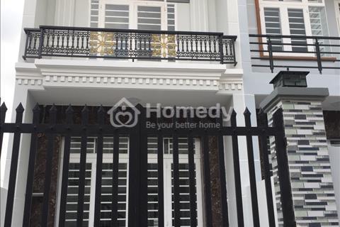 Cần tiền bán gấp nhà Đoàn Nguyễn Tuấn, Bình Chánh 1 lầu, 1 trệt, 90m, sổ hồng riêng