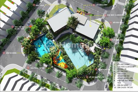 Hot - Long Phú Residence trung tâm huyện Bến Lức chỉ 2,6 tỷ/căn sổ hồng riêng