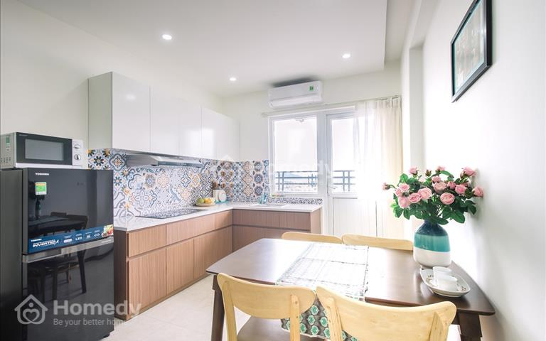 Da Nang Daisy Apartment cho thuê căn hộ cao cấp view biển ở lâu dài