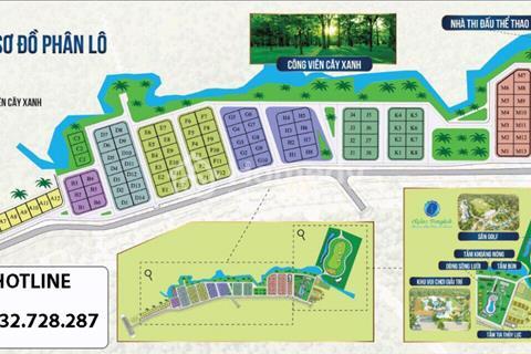 Đất nền nghỉ dưỡng Bình Châu, Vũng Tàu nhận giữ chỗ 30tr/ nền - Giá chỉ từ 6,5 tr/m2 CK 5 chỉ vàng