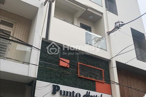 Sang nhượng khách sạn hẻm xe hơi - đường Trần Hưng Đạo - phường Cầu Ông Lãnh - Quận 1