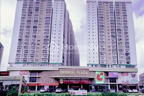 Bán căn hộ Oriental Plaza 3 phòng ngủ 3 WC, 106m2 ngay mặt tiền Âu Cơ giá 3,1 tỷ, 50% nhận nhà