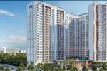 Sảnh đón khách của dự án căn hộ Safira Khang Điền (Sapphire Phú Hữu) được phân ra từng tòa.