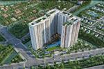 Khu căn hộ thương mại của dự án được bố trí, thiết kế và xây dựng theo phong cách hiện đại.